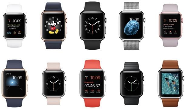 Identifying Apple Watch models
