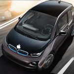 Apple Car project set for 2019 debut, shown here is a BMW i3 which Apple is said to be considering as a 'base' for the vehicle