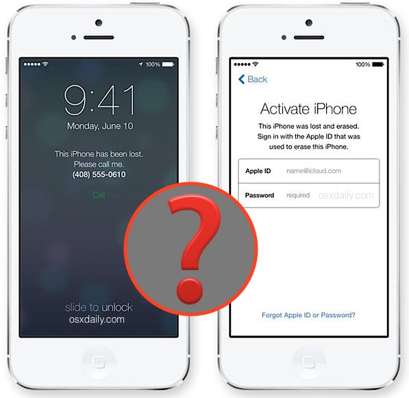How to Check iCloud Activation Lock status of an iPhone, iPad, iPod touch