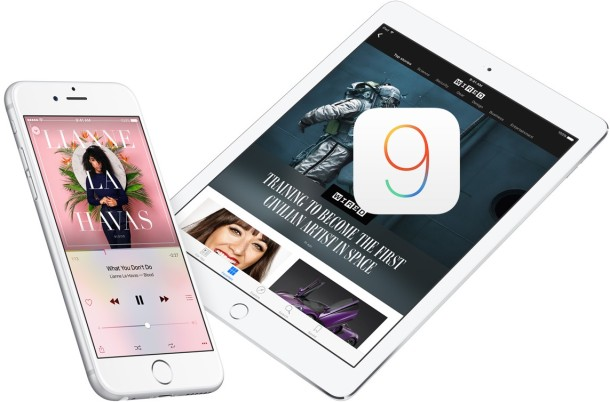 iOS 9.1 Update available now
