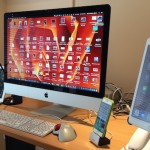 The accessible Mac Setup of a journalist and NGO chairman