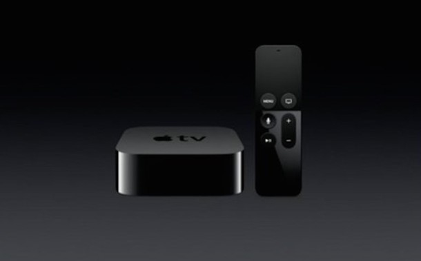 New Apple TV and new remote