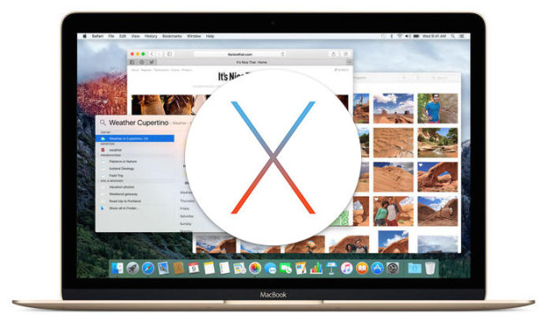 OS X El Capitan now available to download