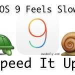 iOS 9 feels slow? Speed it up with these tips