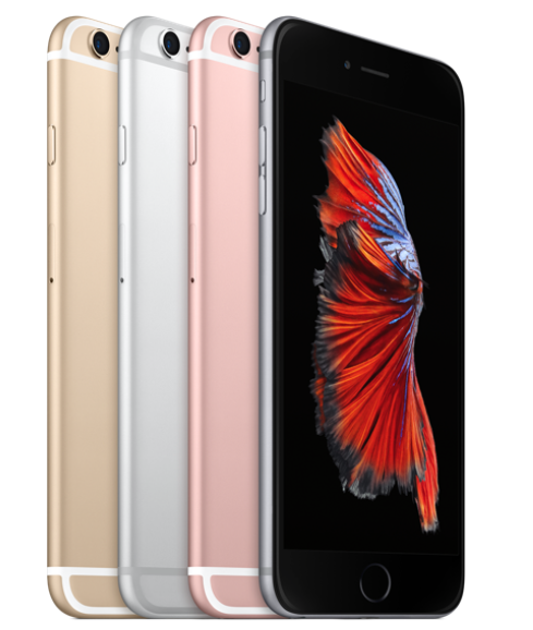 older iPhone models like iPhone 6s