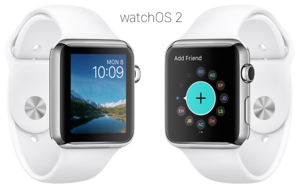 WatchOS 2.0 update available to download and install for Apple Watch