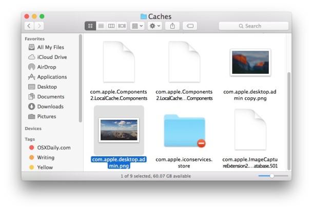 Changing the login screen wallpaper in OS X El Capitan
