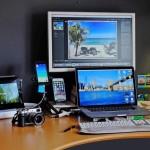 Mac setup standing desk