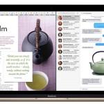 Split View in OS X
