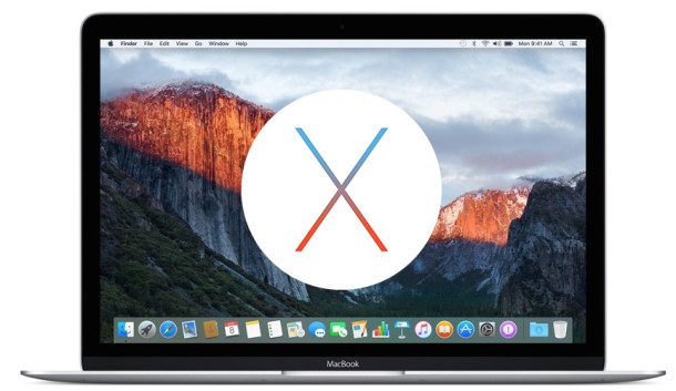 OS X El Capitan 10.11.6 Update