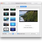 SaveHollywood plays videos as screen saver in OS X