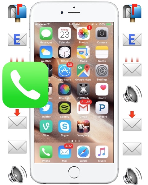 How to Save and Share iPhone Voicemail from iPhone