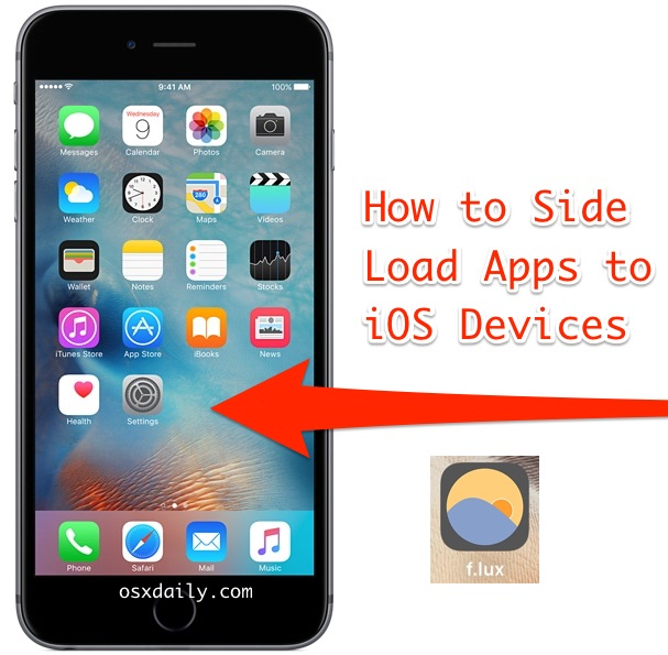 How to sideload apps onto iPhone and iPad
