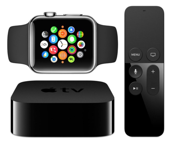 Apple Watch and Apple TV