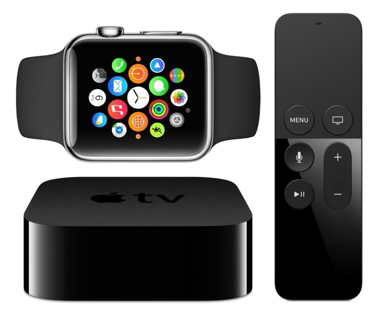 Apple Watch and Apple TV software updates are available