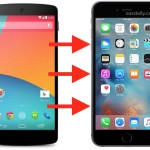 How to migrate Android to iPhone