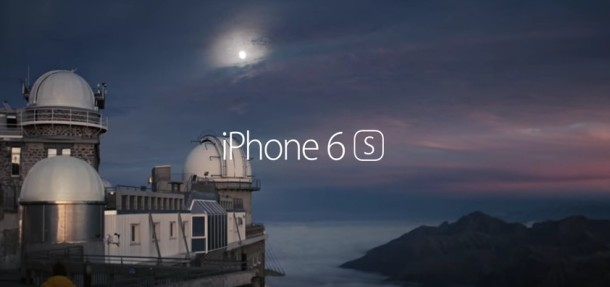 iPhone 6s ridiculously powerful TV ad