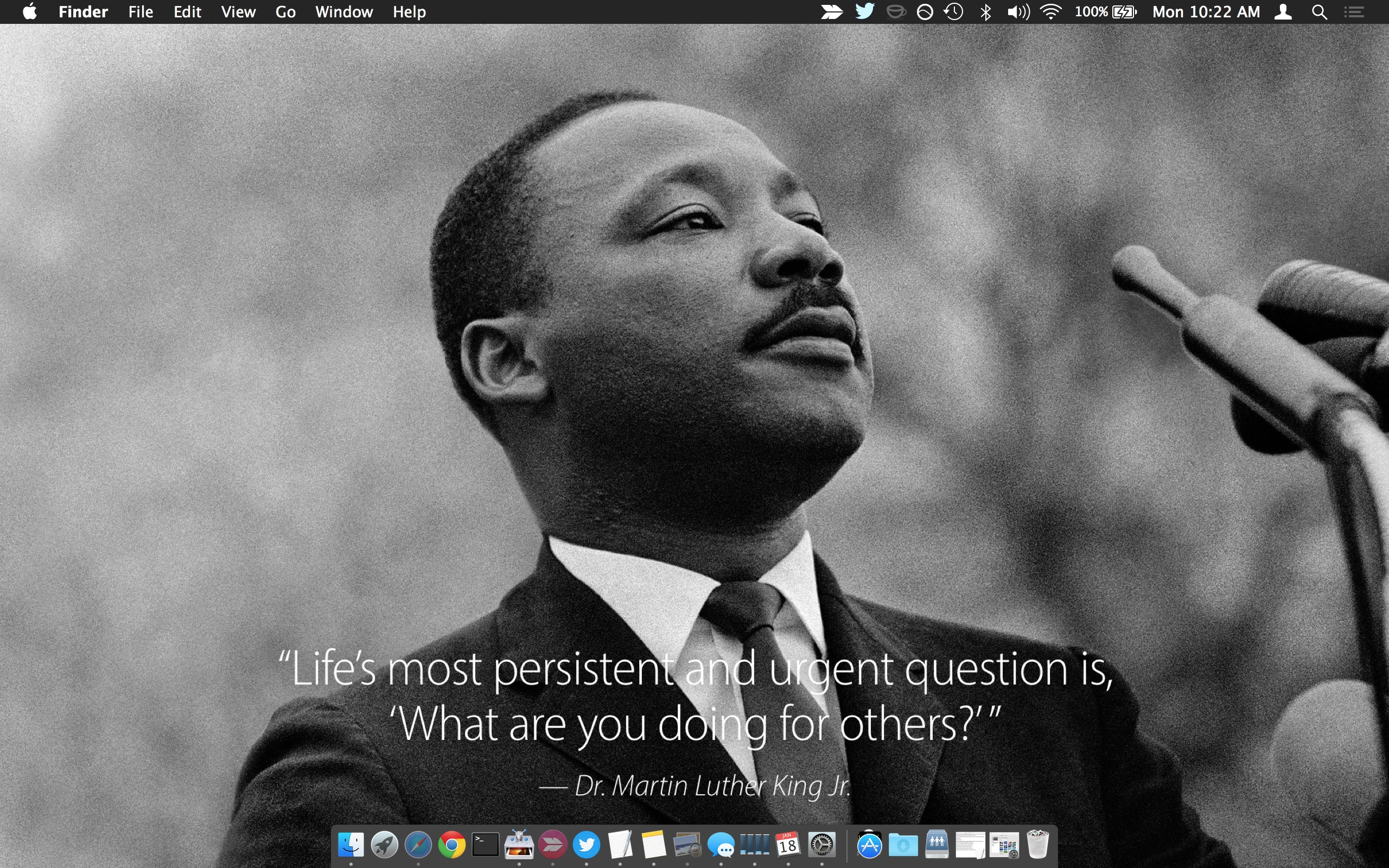 Dr.martin Luther King Quotes | Division of Global Affairs