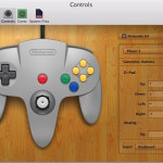 OpenEmu N64 emulator game controller customization