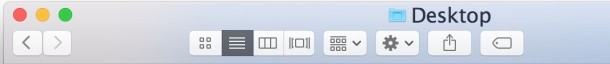 Transparency in Mac OS X user interface