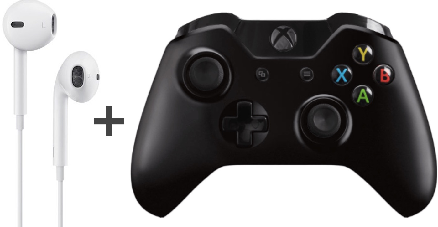 Use Apple Earbud Headphones With Xbox One Controller Without The Buzzing Feedback Sound Osxdaily