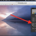 How to adjust color saturation of an image in Mac OS X