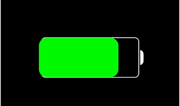 Low Power Mode on iPhone boosts battery performance