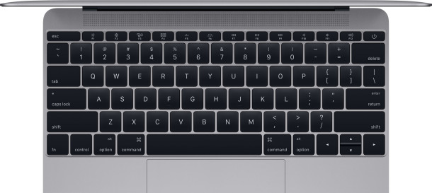 Typing the Euro symbol on a Mac keyboard