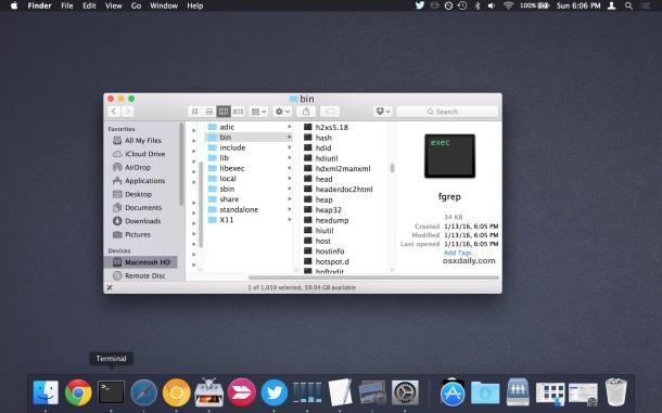 Textured grey wallpaper on retina MacBook Pro