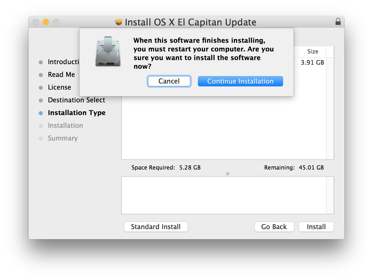 Update drivers for mac
