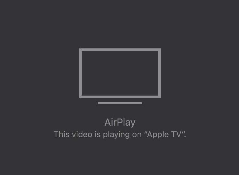 AirPlay YouTube from Mac