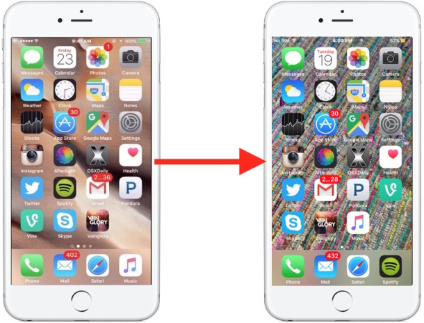 How to Change Wallpaper Background to Any Picture on iPhone