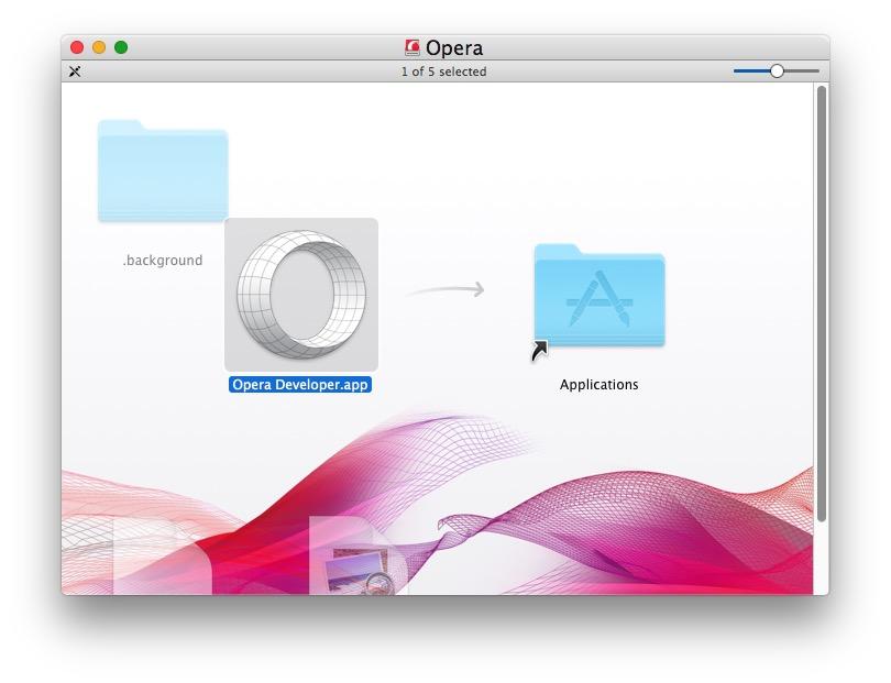 Install OPERA in Mac