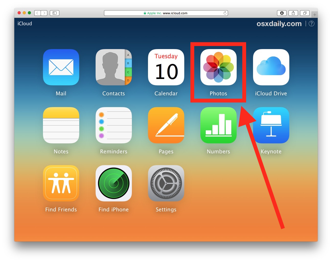 How to Transfer Photos from iCloud to External Hard Drive - iMobie