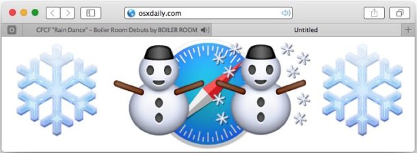 Freezing Mac with Safari in OS X 10.11.5 and OS X 10.11.4