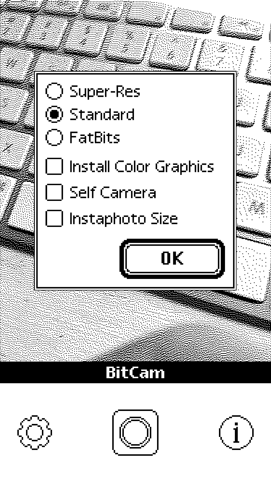 bitcam iPhone camera