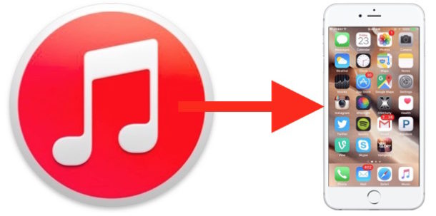 How to copy music from ITunes onto iPhone