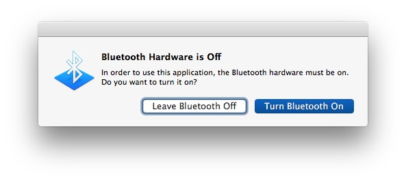 Enable Bluetooth with keyboard only