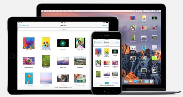 iCloud file optimization and cleanup