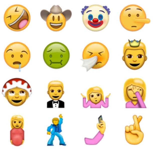 New Emoji is probably coming to iOS 10