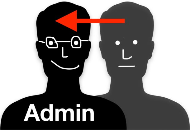 Change User to Admin Account from command line of Mac OS X