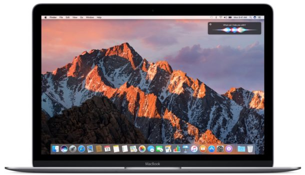 MacOS Sierra on a Mac