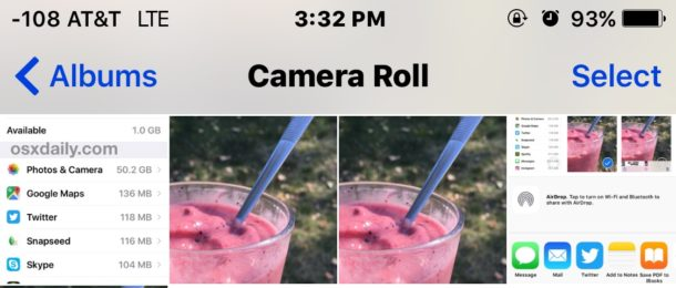 Duplicated photos in iOS