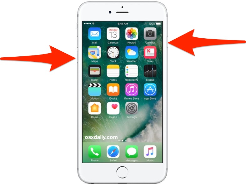 how do you restart an iphone how to restart iphone 7 and iphone 7 plus 18461