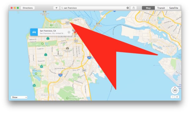 Toggle Location Suggestions on Mac
