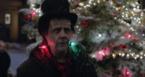 Apple Frankenstein ad for Holiday season 2016