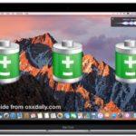 Mac Sierra battery life tips