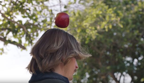 MacBook Pro bulbs commercial