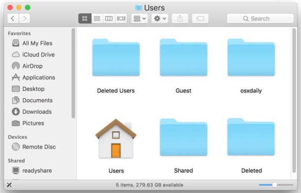 Change user home folder name in Mac