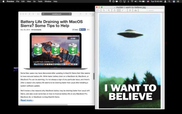 Window Snapping on Mac